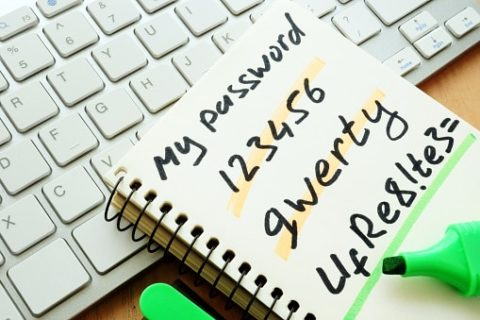 Managing Business Wi-Fi Passwords
