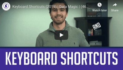 3 Highly Effective Keyboard Shortcuts For Dallas Computer Users