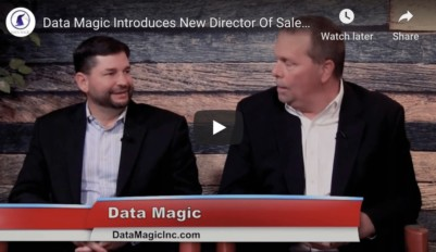 Data Magic Introduces New Director Of Sales On BizTV's All In